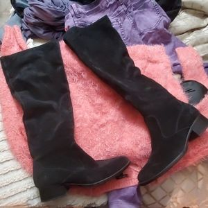 Born over the knee boots sz 11